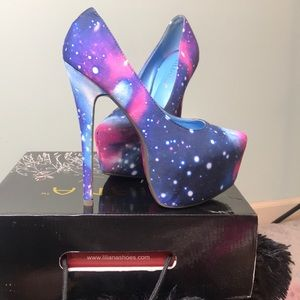Galaxy Pumps